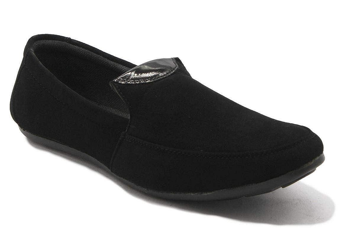 Black Loafers Shoe for Men Casual WEAR