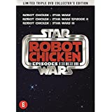 Star Wars: Robot Chicken Episodes 1 + 2 + 3 - Limited Triple DVD Collector's Edition