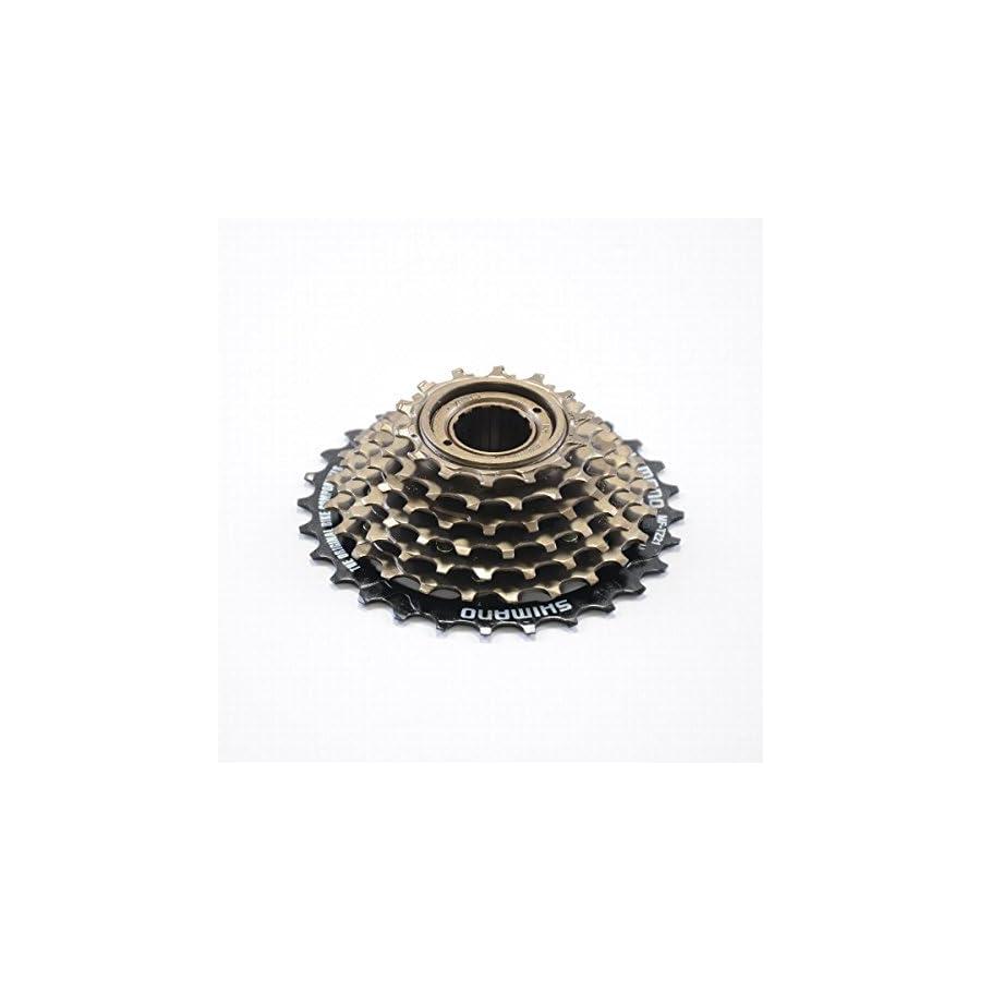 SHIMANO Cycling Freewheel MF TZ21 14 28 Teeth 7 Speed 586417