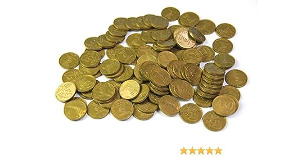 50 Euro – Cent 100 St. monedas dinero parte Dinero €: Amazon.es ...