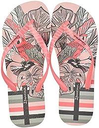 Chinelo Ipanema I Love Tropical Rosa Feminino