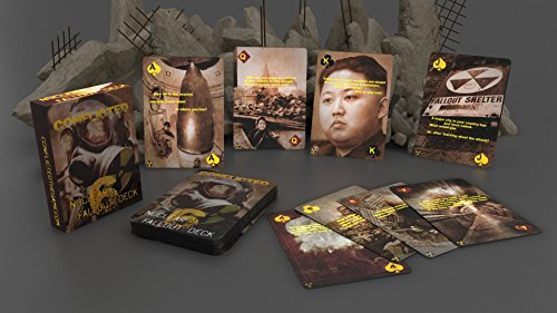 fallout card game - 1