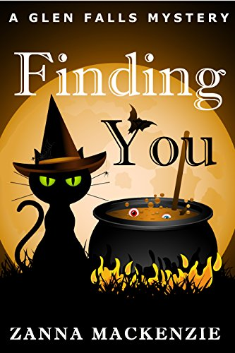tic cozy mystery laced with magic (Glen Falls Book 2) ()