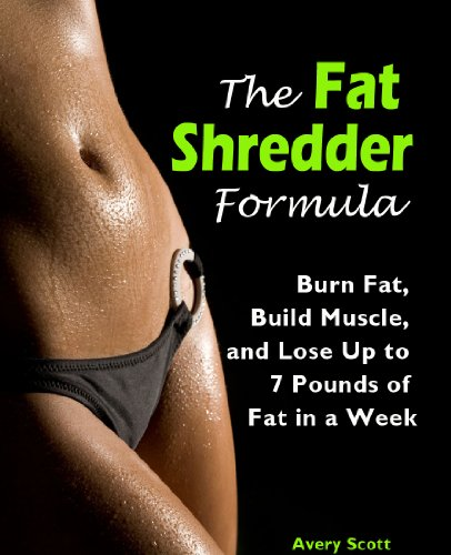 Fat Shredder Formula Muscle Ultimate ebook product image