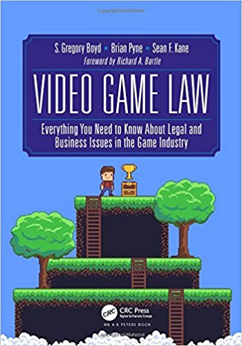 Video game law everything you need to know about legal and business video game law everything you need to know about legal and business issues in the game industry 9781138058491 computer science books amazon reheart Image collections
