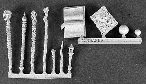 Adventuring Accessories: Magic Items 03284