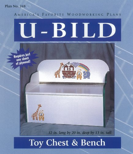 - U-Bild 248 Toy Chest and Bench Project Plan
