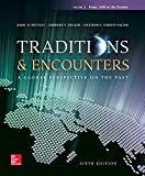 Traditions & Encounters: A Global Perspective on the Past, Vol.2