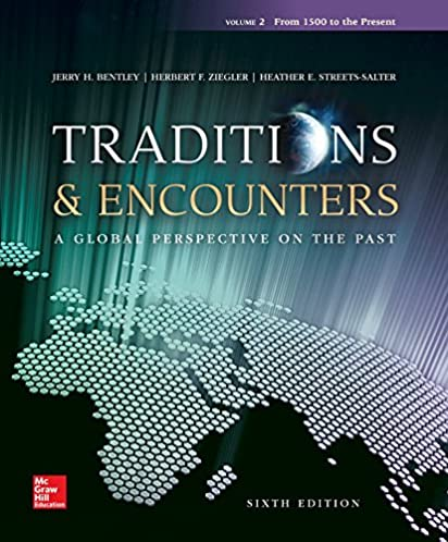 amazon com traditions encounters a global perspective on the rh amazon com Traditions and Encounters AP Edition Traditions and Encounters Outlines