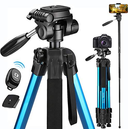 Victiv 72-inch Camera Tripod