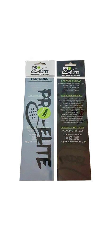 Protector Básico Pro-Elite para Pala de Padel (Verde Fluor): Amazon.es: Deportes y aire libre