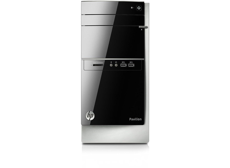 HP Pavilion 500-356ns - Ordenador de sobremesa (3,2 GHz, Intel Core i7, i7-4790S, 12 GB, DDR3-SDRAM, 16 GB) Negro: Amazon.es: Informática
