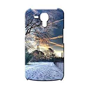 Samsung Galaxy S3 Mini Abstact PC style mobile phone carrying covers snow