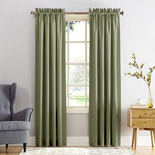 Sun Zero Barrow Energy Efficient Rod Pocket Curtain, used for sale  Delivered anywhere in Canada