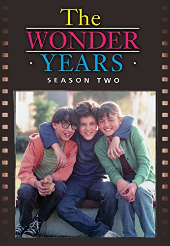 The Wonder Years: Season 2 (4DVD) ()