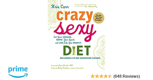 Crazy sexy diet review