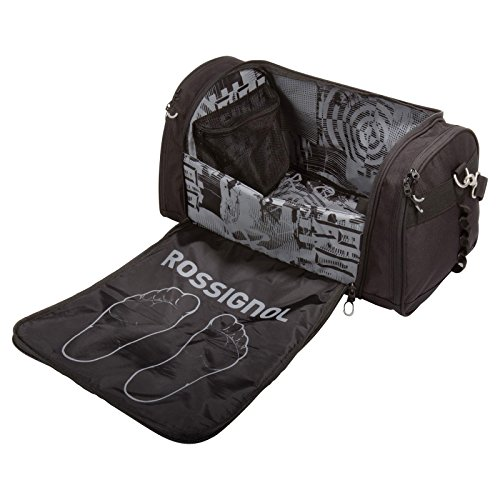 Rossignol Little Mudder Gear and Boot Bag Black by Rossignol