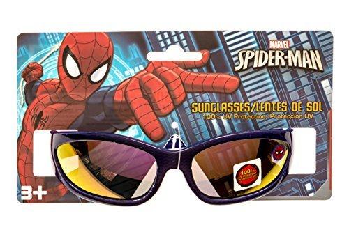 Marvel Spider-Man Kid's Sunglasses in Navy Blue 100% UV Protection