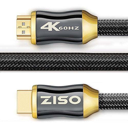 4K-High-Speed-HDMI-Cable-6-Feet-HDMI-20-Ready-4K-60Hz--HDCP-22-Gold-Plated-Connectors----Ethernet-Audio-Return-Channel-Supports-Video-2160p-HDS-Ultra-HD-blu-ray-Xbox-PS4-28-AWG-18Gbps