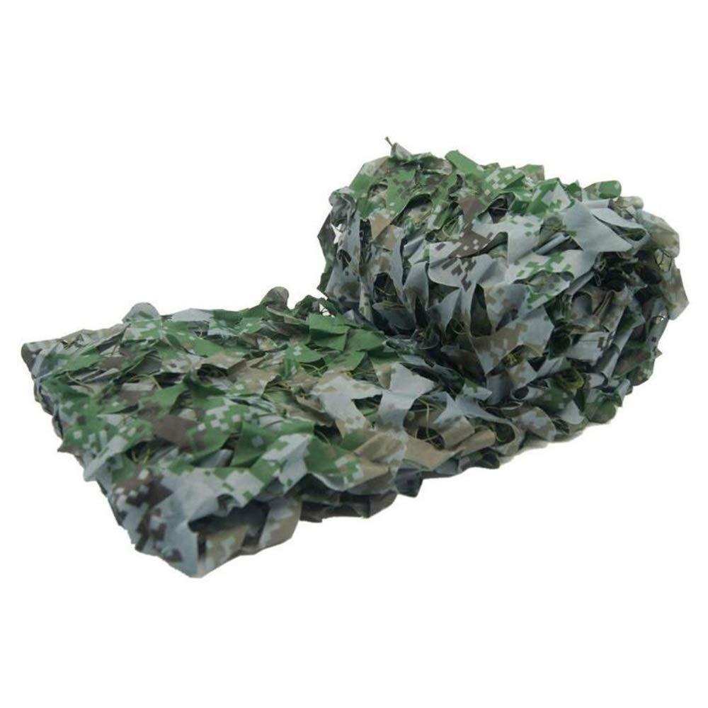 2x3M Filet Camo Visière Extérieure GR Filet de camouflage 2mx3m Filet de camouflage boisland Formation au camping Prougeection solaire, antipoussière Filet de camouflage du désert (taille  8x8m) Armée Camo F