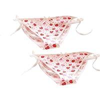 YangYong Sexy Japanese Thong Hot Panties Cosplay Cotton Underwear Cute Bikini