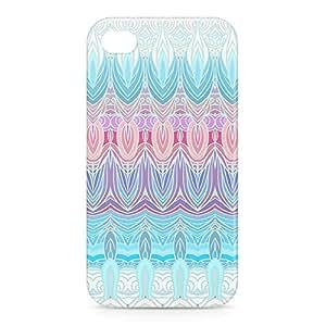 Hairs iPhone 4s 3D wrap around Case - Design 9