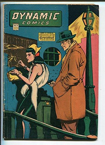dynamic-15-1945-dynamic-man-mr-e-sky-chief-the-echo-rare-comic-good-vg