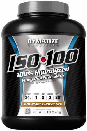 Dymatize Iso-100, Fudge Brownie 45 porciones