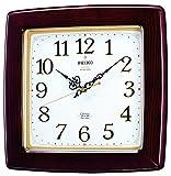 SEIKO CLOCK ( Seiko clock ) wall clock chime and strike radio clock twin -Pas RX211B