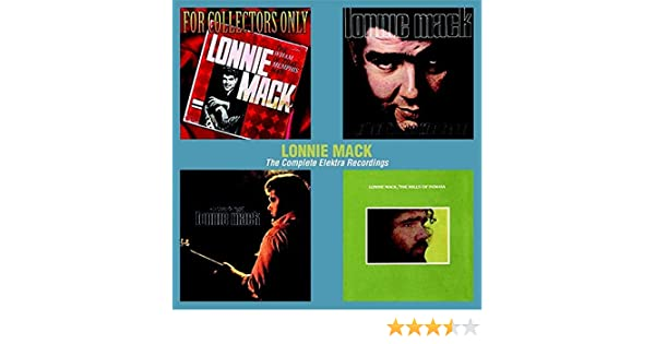 Complete Elektra Recordings: Mack, Lonnie: Amazon.es: Música