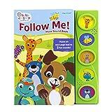 Baby Einstein - Follow Me Maze Sound Book - PI Kids