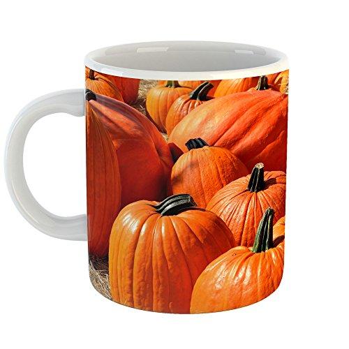 Westlake Art - Pumpkin Winter - 11oz Coffee