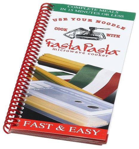 Fasta Pasta Cookbook (Spiral Bound) ()