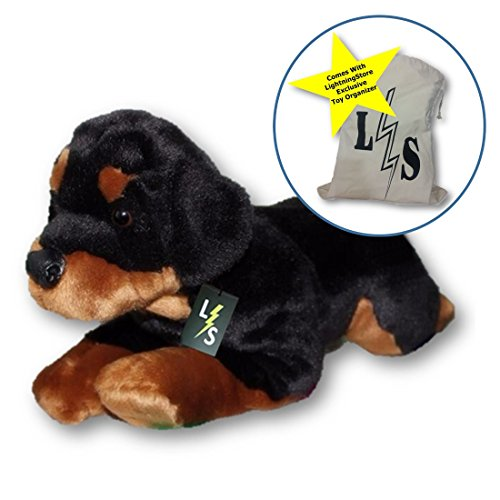 lightningstore-adorable-cute-rottweiler-puppy-dog-doll-stuffed-animal-doll-realistic-looking-plush-t
