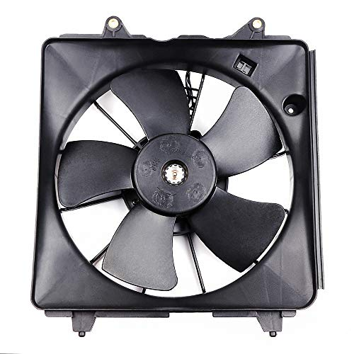 ECCPP Cooling Fan Assembly Replacement fit for 2006 2007 2008 2009 2010 2011 Honda Civic