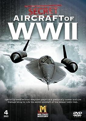 Secret Aircraft Of World War 2 [DVD]