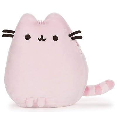 """GUND Pusheen Pet Pose Plush Stuffed Animal Cat, Pink, 6"""": Toys & Games"""
