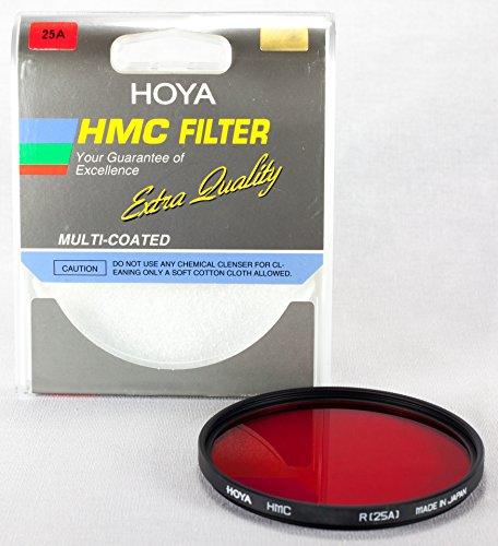 Hoya 62mm HMC Screw-in Filter - Red