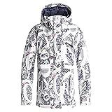 Roxy SNOW Junior's Jetty Printed Snow Jacket review