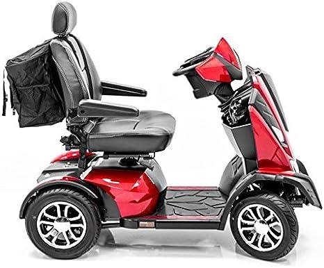 Amazon.com: challenger Movilidad Mega Scooter Respaldo ...