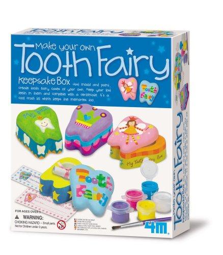4M Tooth Fairy Keepsake Box product image