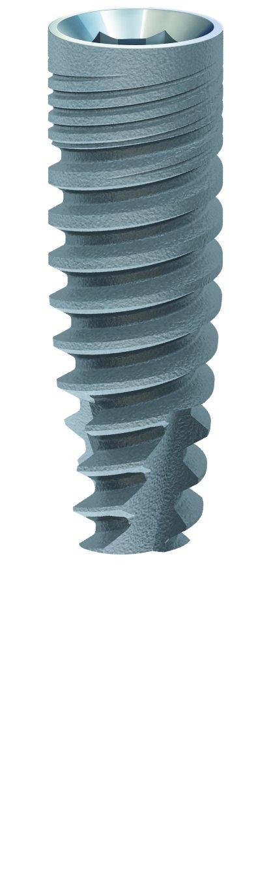 Paltop 20-70018P Advanced Plus Dental Implant, 3.25 mm Diameter, 10 mm Sterilized by Paltop (Image #1)