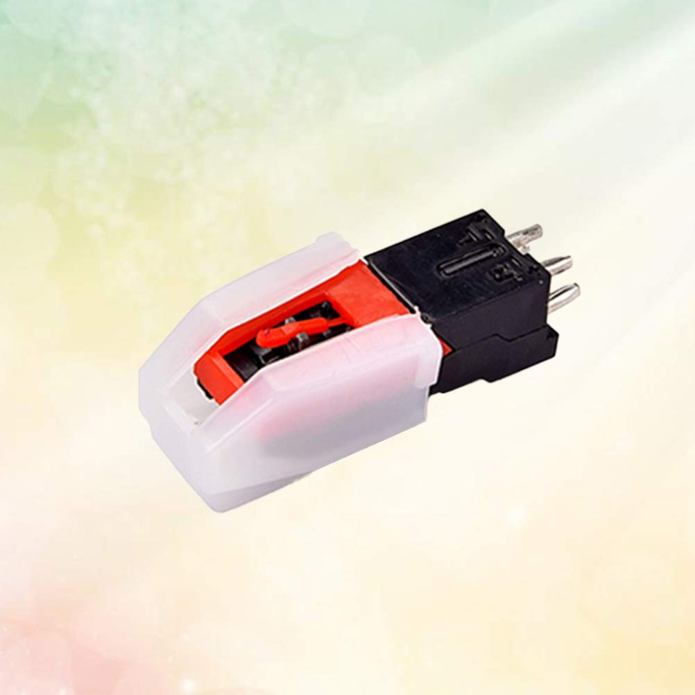SUPVOX Cartucho magnético de gramófono Record Stylus con Kit de ...