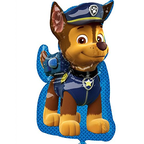 Paw Patrol Balloons - 35 Inch Paw Patrol Chase Foil