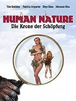 Filmcover Human Nature - Die Krone der Schöpfung