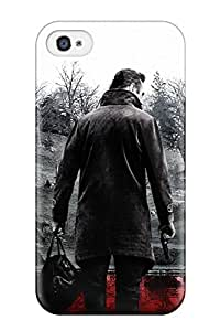 A Walk Among The Tombstones Fashion Tpu 4/4s Case Cover For Iphone