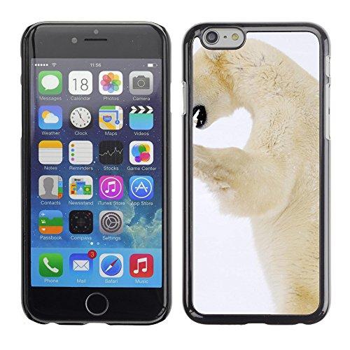 "Premio Sottile Slim Cassa Custodia Case Cover Shell // V00003624 ours mâles // Apple iPhone 6 6S 6G 4.7"""