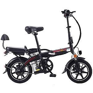 51fyLKo5BuL. SS300 JXH 14 a Città del Pieghevole E-Bike Bici elettrica con Rimovibile Grande capacità agli ioni di Litio (48V 350W), per…