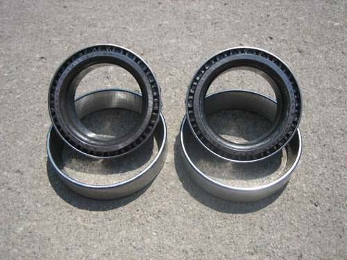 Aftermarket Posi Carrier Bearings/Races for Ford 8