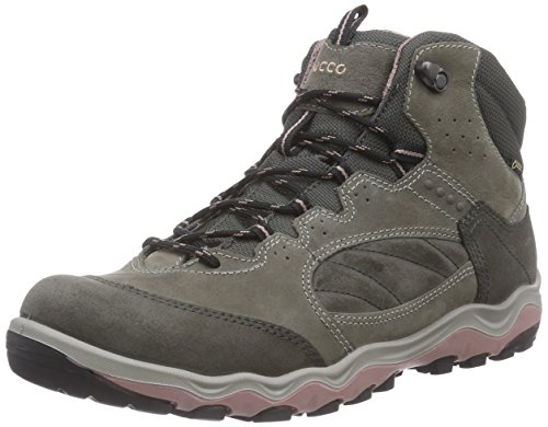 Ecco Women's Ulterra Mid GTX Hiking Boot Waterpoof Climate control Dry (40 (US 9 – 9.5)) Review